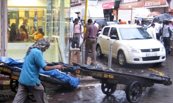 Zaveri Bazaar, Mumbai, India