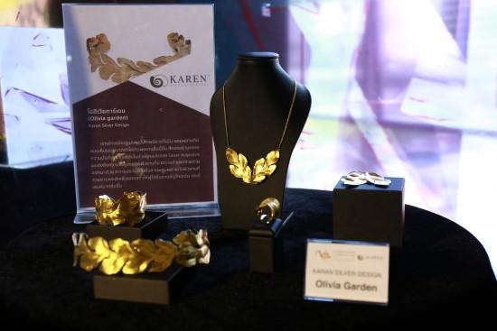 Thailand's gem and jewelry craftsmanship