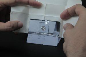 Shree Ramkrishna Exports Pvt. Ltd. (SRK) introduces innovative design for diamond packets