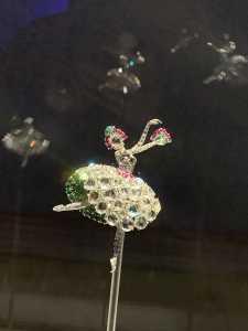 REVIEW-Van Cleef & Arpels showcase extraordinary array of high jewellery in Milan