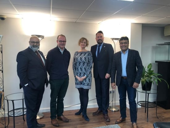 Industry leaders discuss plans to set up British Asian Jewellers' Alliance
