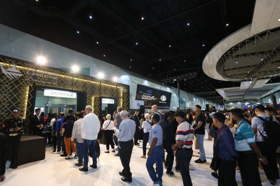 Bangkok Gems & Jewelry Fair saw 13 percent rise in foreign visitors