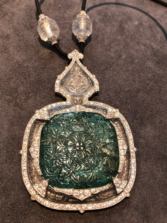 COMMENTARY – Provenance boosts jewels at Bonhams London sale