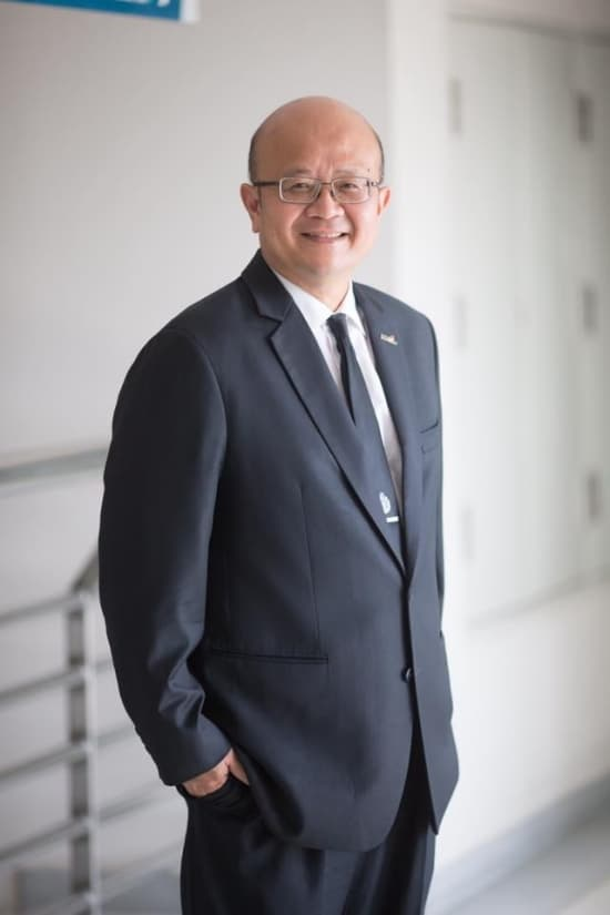 Mr Somdet Susomboon, Director General DITP