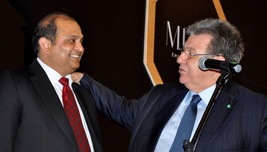 Pramod Kumar Agrawal elected as first Indian Vice President of CIBJO