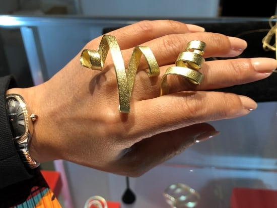 COMMENTARY – Goldsmiths' Fair is a unique event revealing wide range of artisanal talent