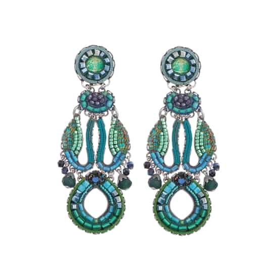 Aibijoux Ayala Bar Classic Collection Green River at HOMI Fashion&Jewels