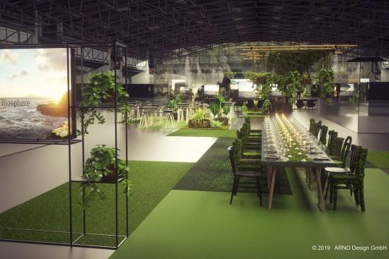 INHORGENTA MUNICH focuses on a new, innovative concept in Hall C2