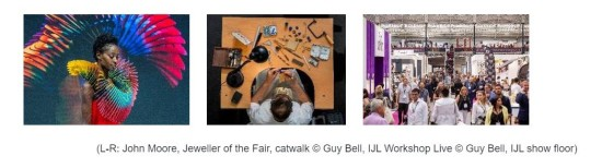 International Jewellery London (IJL) to take place at Alexandra Palace, 13-15 September 2020