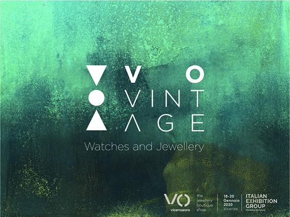 Vicenzaoro's VO VINTAGE to reflect growing market segment