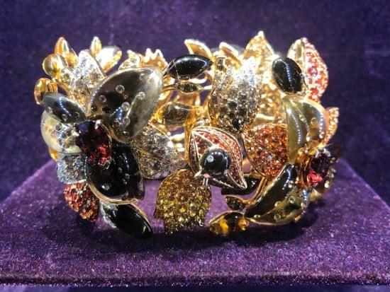 COMMENTARY: Glitterati hunt latest high jewellery designs at PAD London