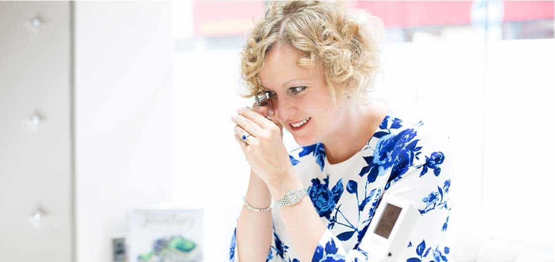 Jewellery consultant Helen Dimmick to give free webinars on trade response to coronavirus