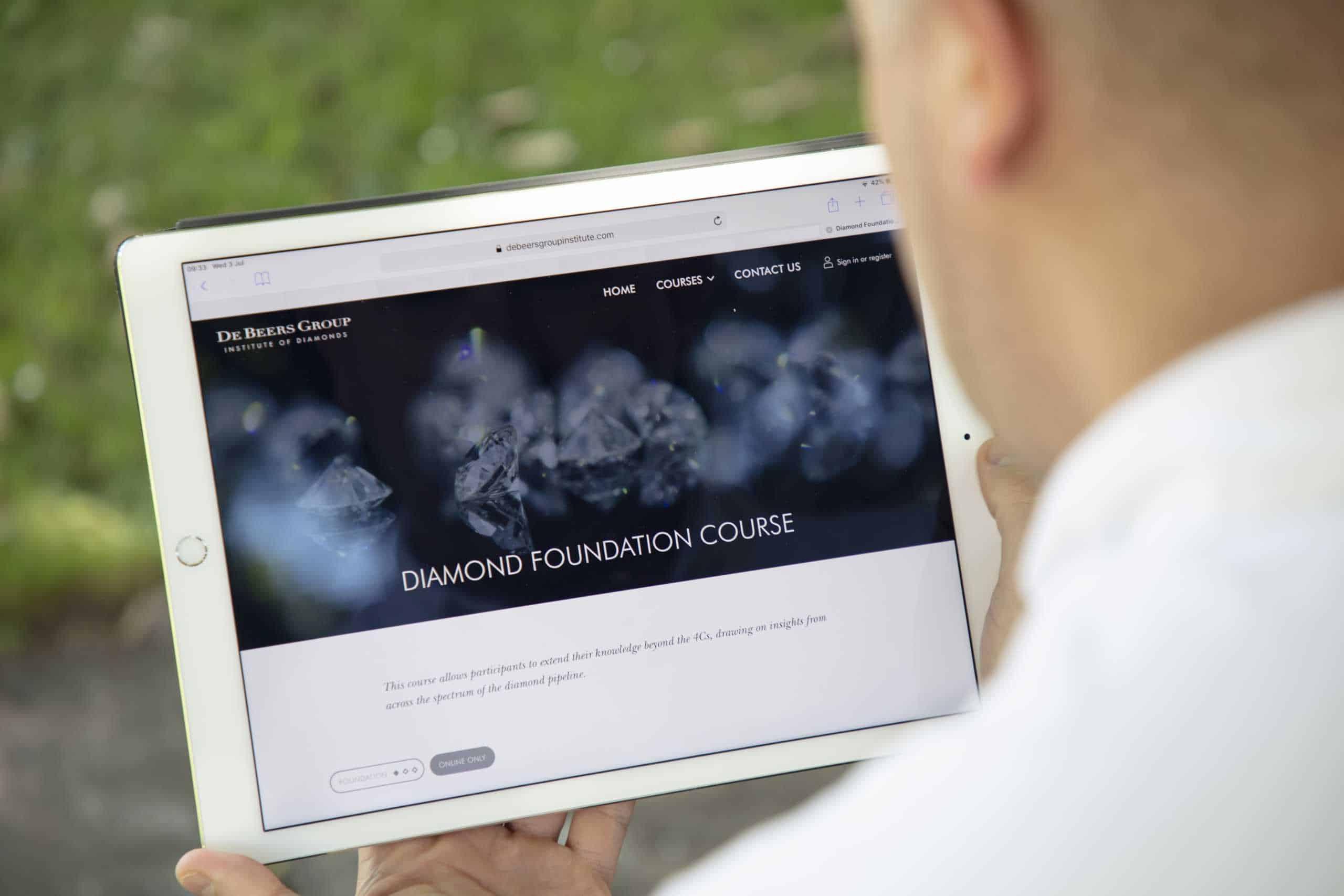 Diamond Foundation Course
