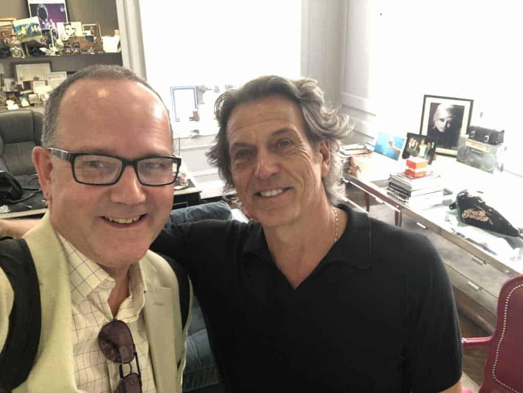 David Brough and Stephen Webster