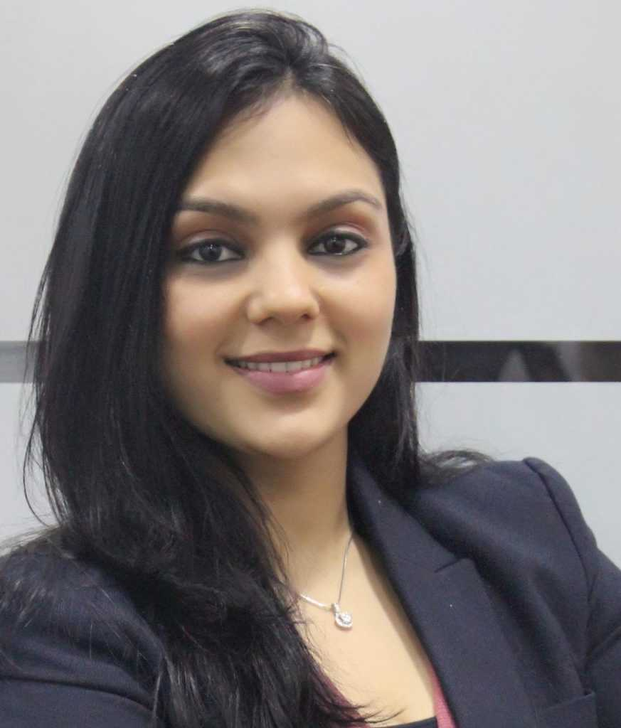Pooja Sheth, MD and Founder of Limelight Handcrafted Diamonds