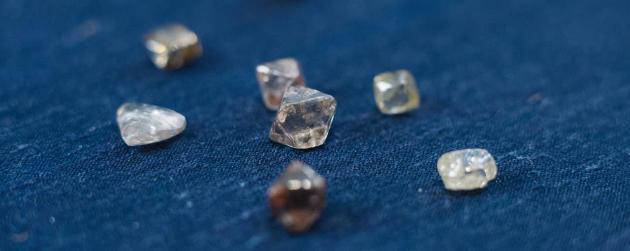 Rough-diamonds