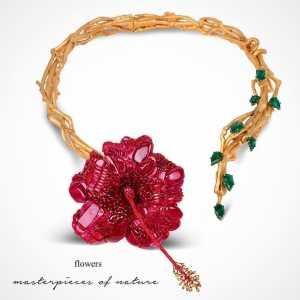 Designer Bina Goenka creates bold art jewels rich in colour