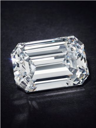 Christie's largest D color diamond