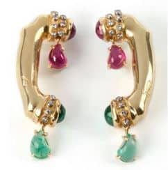 Christie's offers jewellery by artists presented by gallery Didier