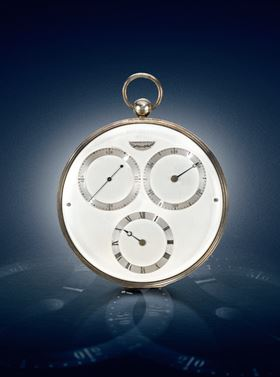 Sotheby's pioneers first online auction of pocket watches