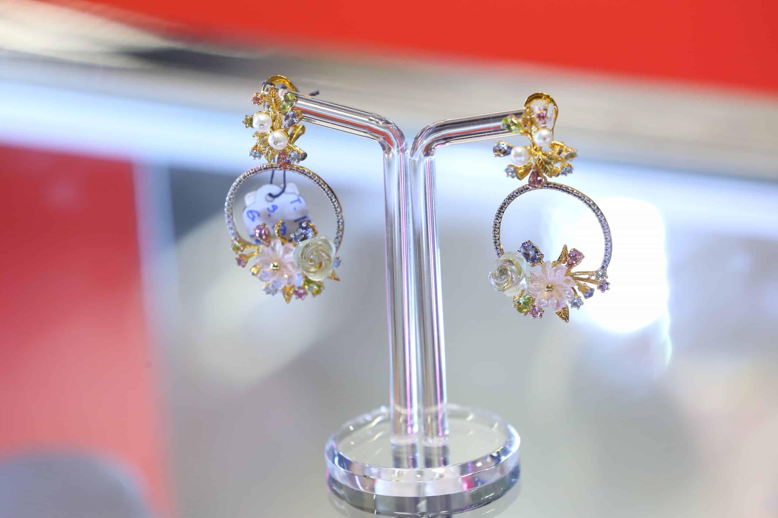 Beautiful Thai jewellery