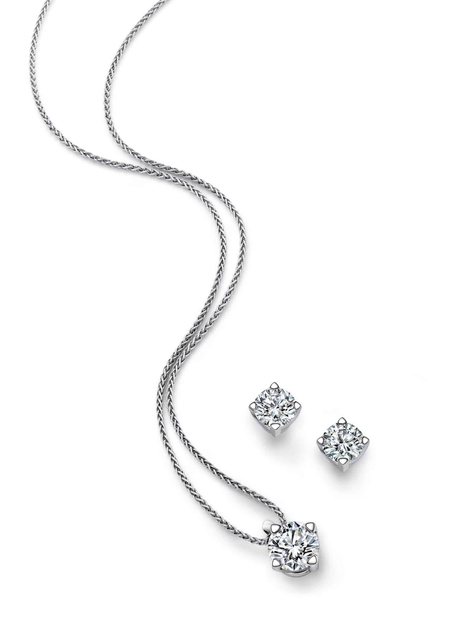 De Beers diamond jewellery