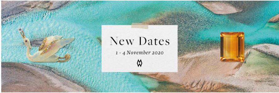 GemGenève brings forward show dates to November 1-4, 2020