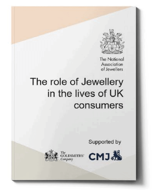 NAJ publishes consumer research into jewellery buying motives
