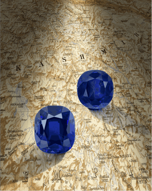 Two exceptionally rare Kashmir sapphires lead Bonhams New York Jewel sale