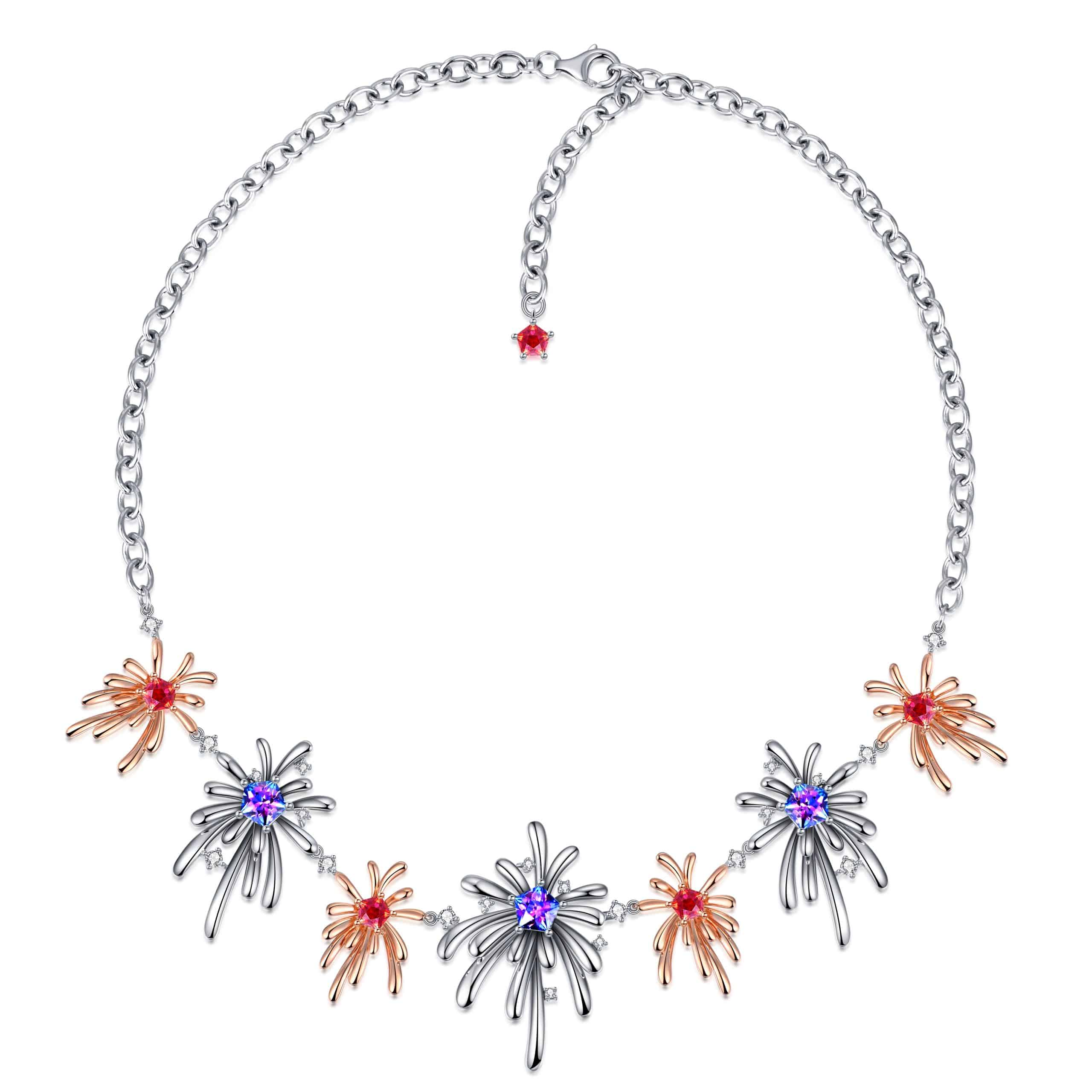 Fireworks explode in new Carpe Diem collection by Fei Liu Fine Jewellery