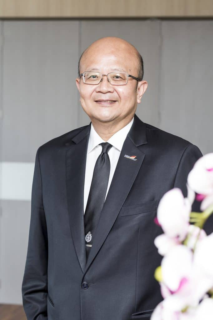 Mr Somdet Susomboon, Director General of the DITP