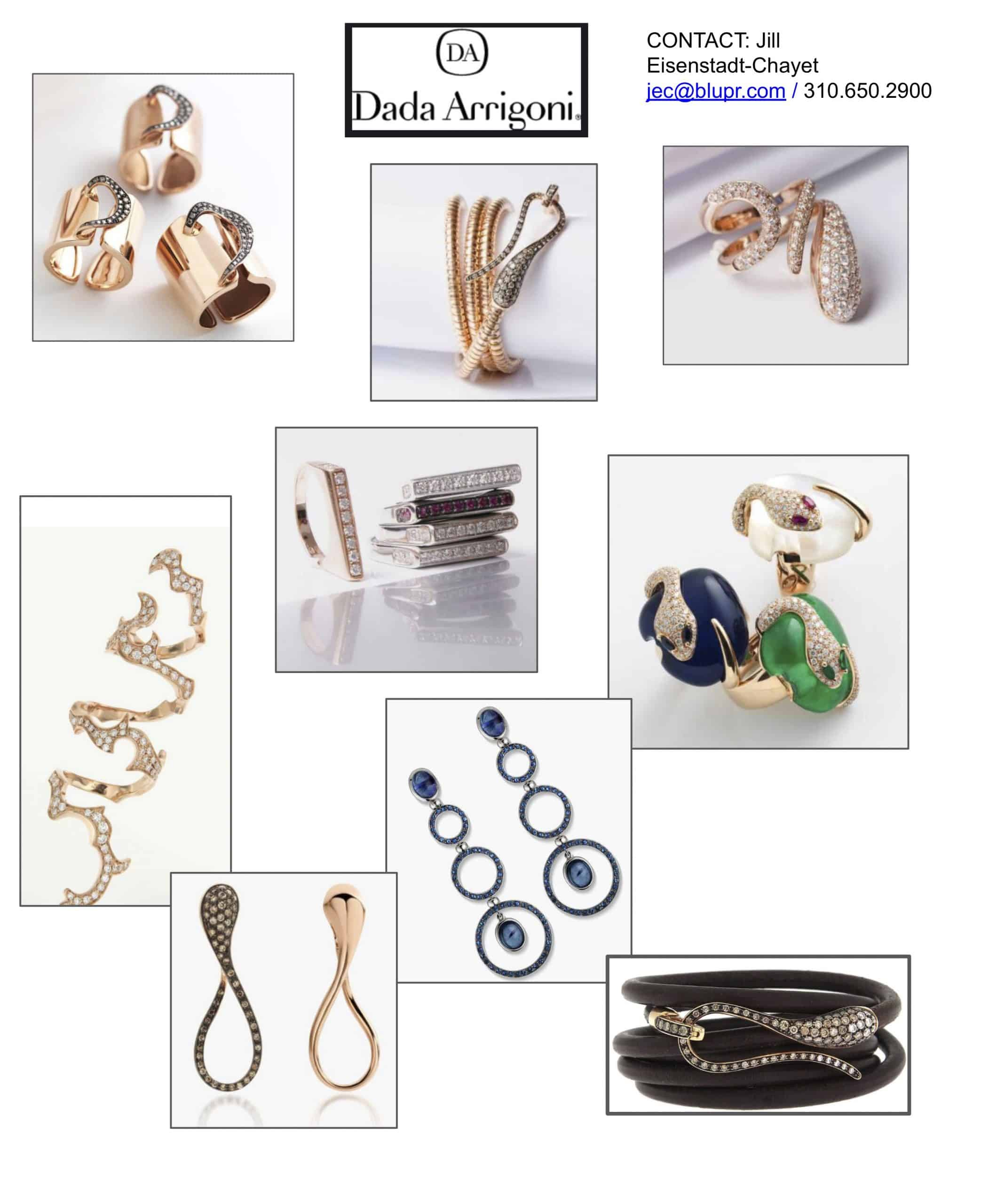 Daniella Arrigoni brings DADA ARRIGONI Made in Italy Collection to US after 30 Years