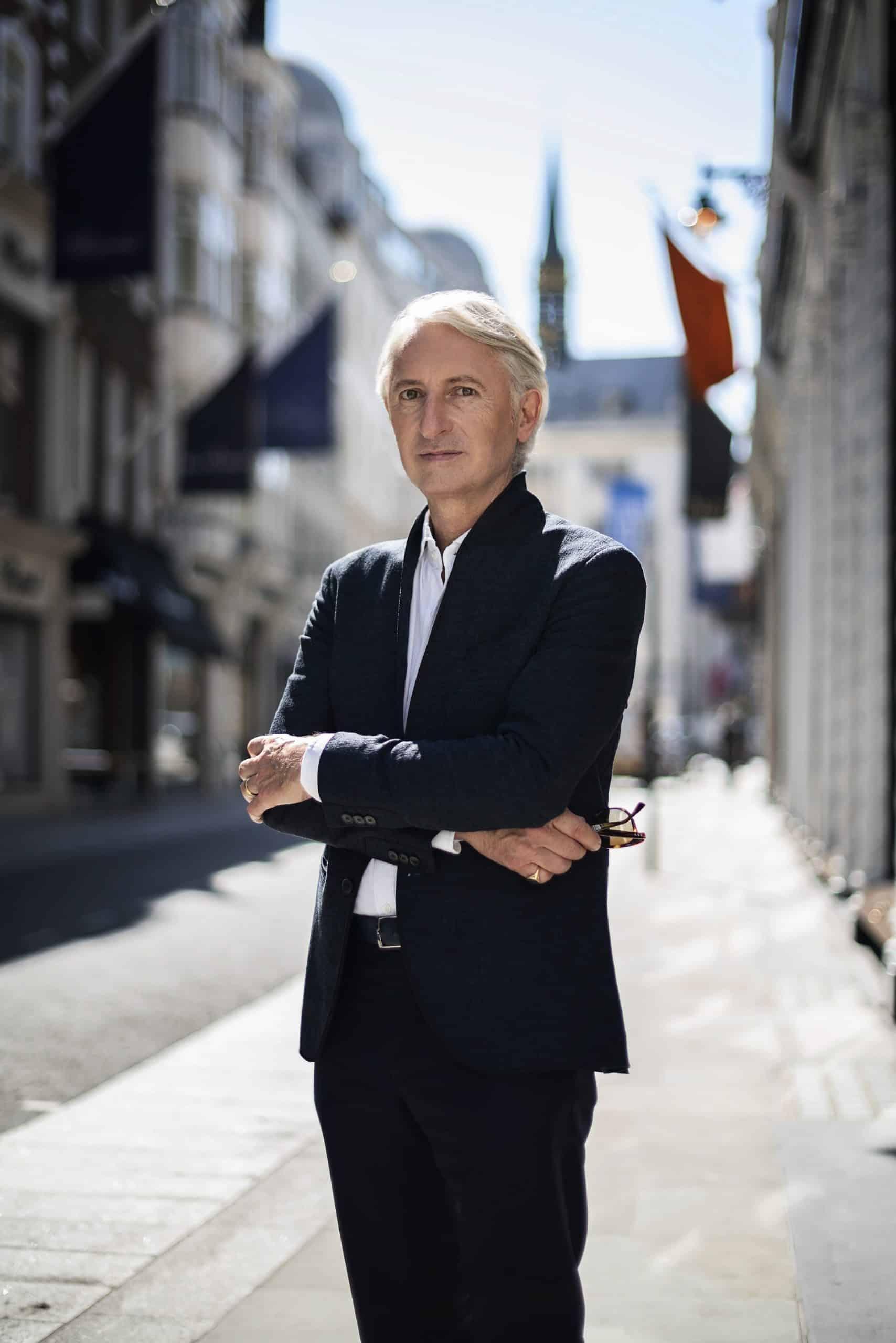 David Warren joins Moussaieff Jewellers as CEO