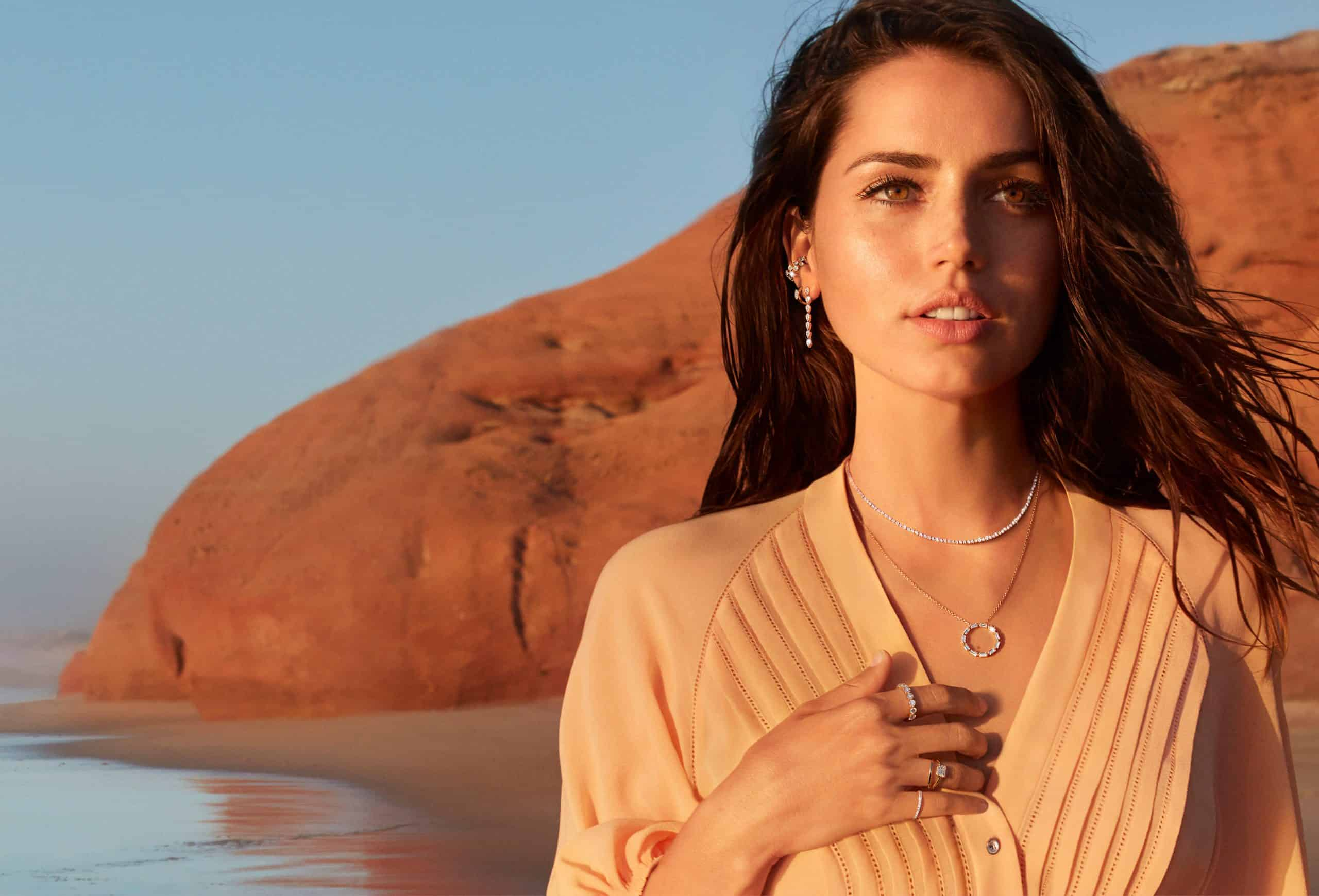 Ana de Armas stars in Natural Diamond Council's first Celebrity Campaign