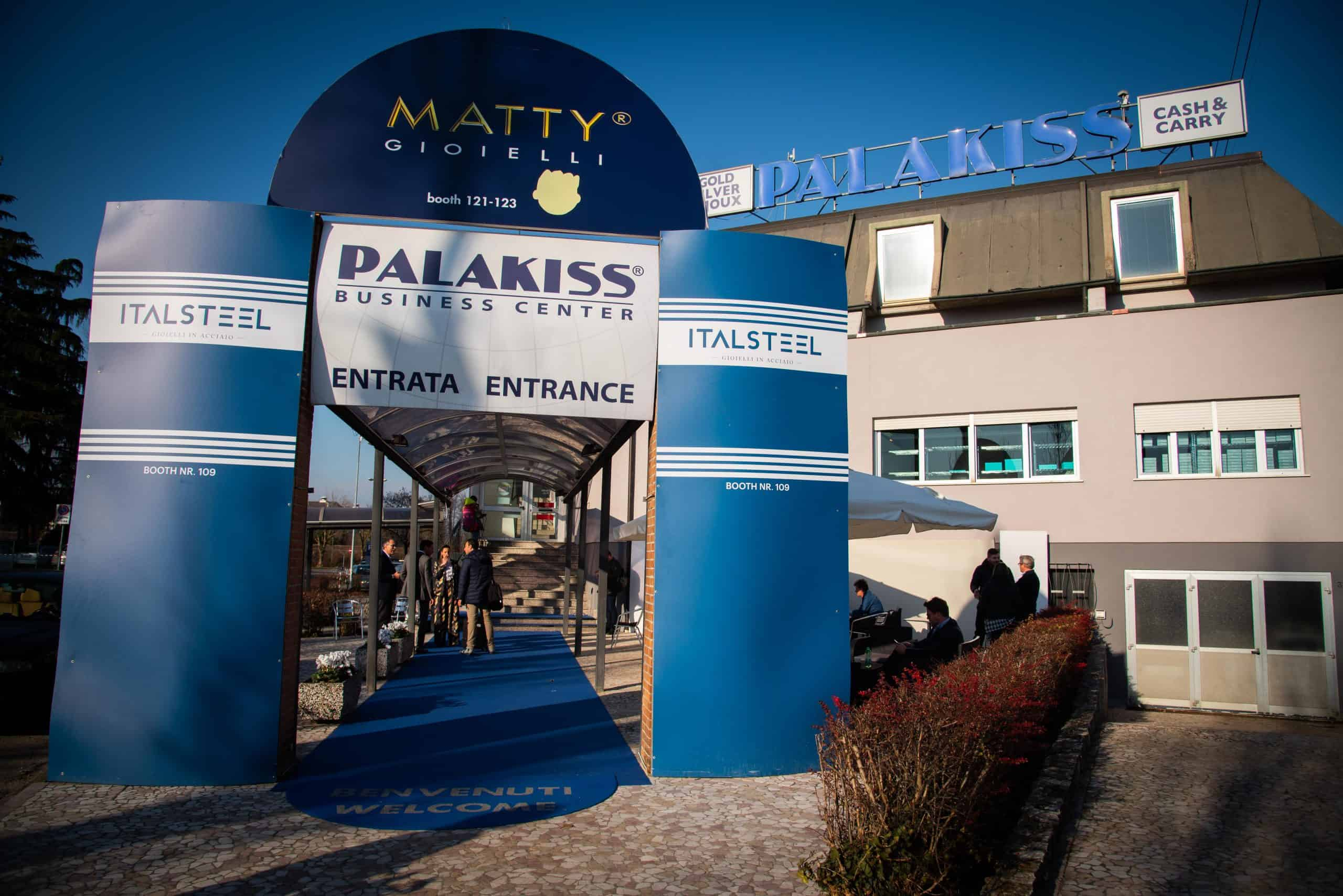 Palakiss Physical & Digital to debut in Vicenza