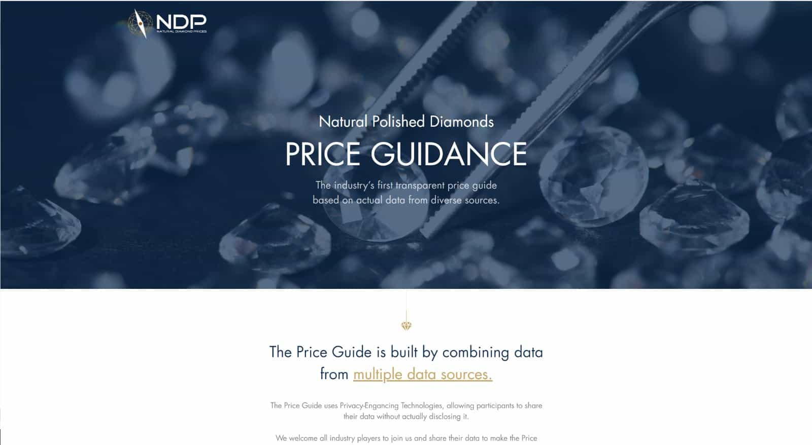 INTERVIEW – UNI Diamonds plan launch transparent diamond price guide by end-September