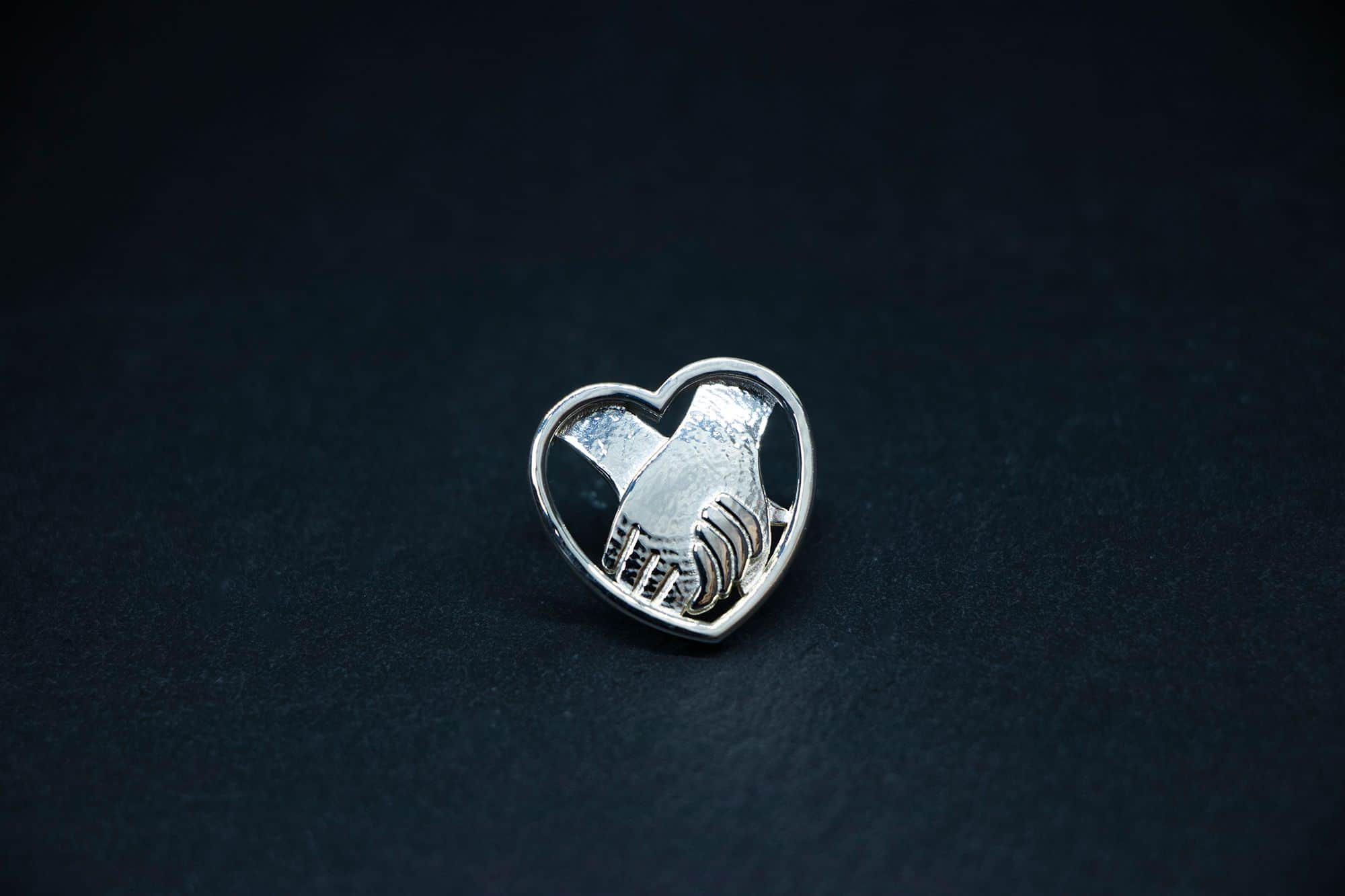 British Academy of Jewellery debuts Pins of Praise jewellery in support of NHS
