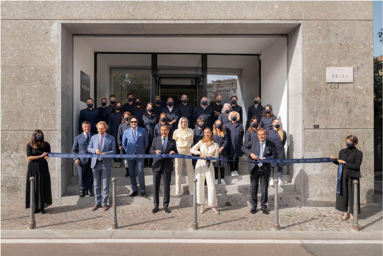 Buccellati inaugurates new headquarters in the heart of Milan