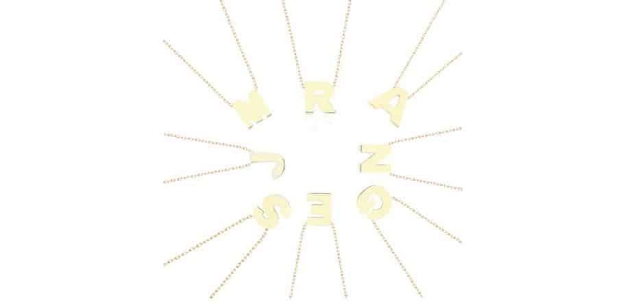 GFG Jewellery introduces Alpha Charm collection