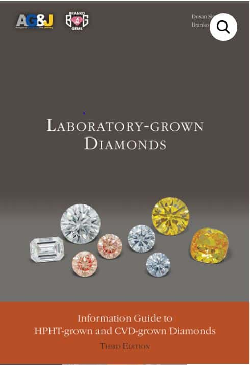 3rd Edition Of Laboratory-Grown Diamonds book launches