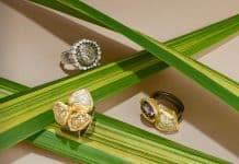 Organic & Earthy Commitment Rings