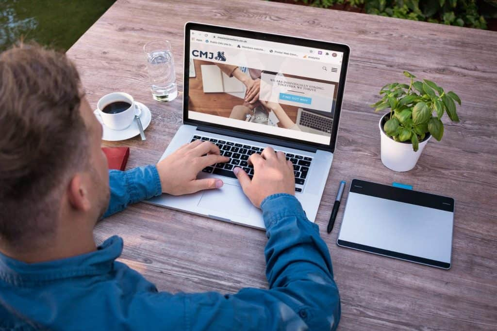 CMJ relaunch of website