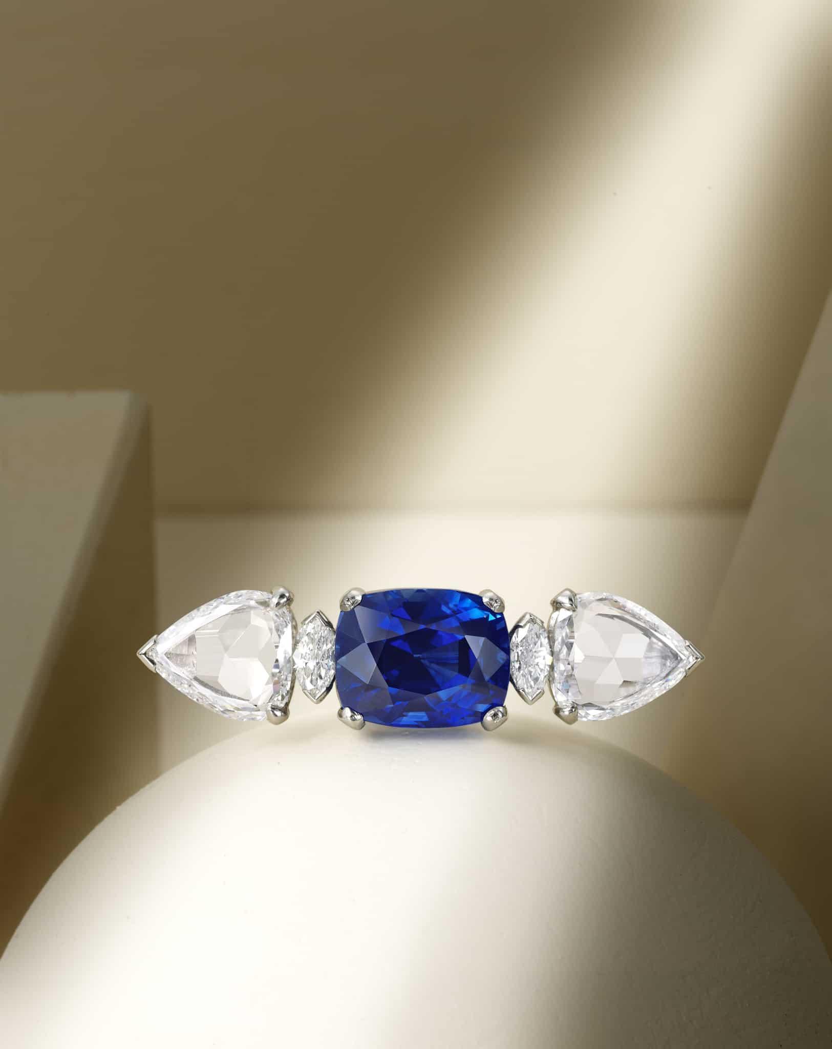 Kashmir Sapphire with Historic American Provenance leads Bonhams New York Jewels Sale