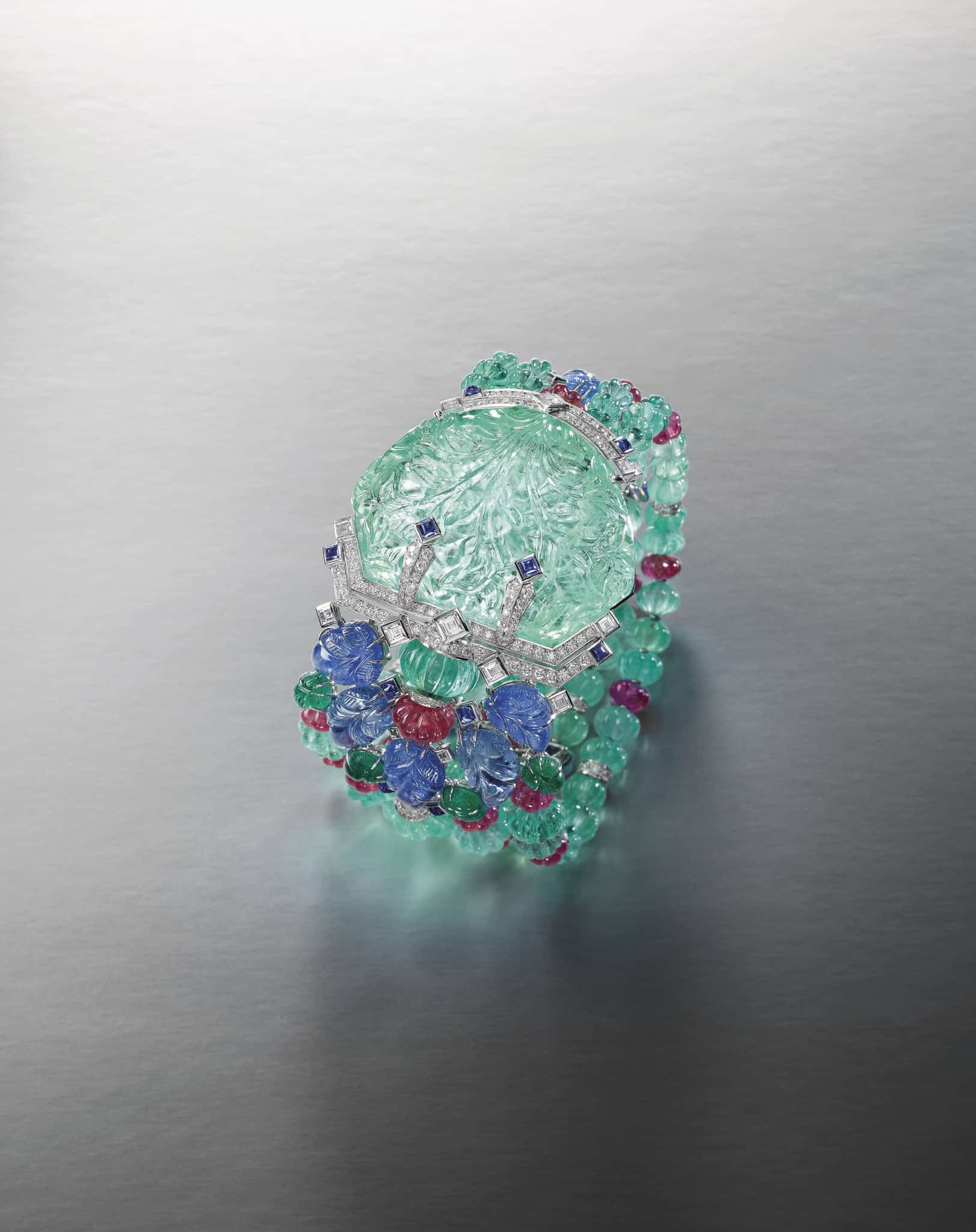 Bonhams to present iconic 'Tutti Frutti' bracelet by Cartier