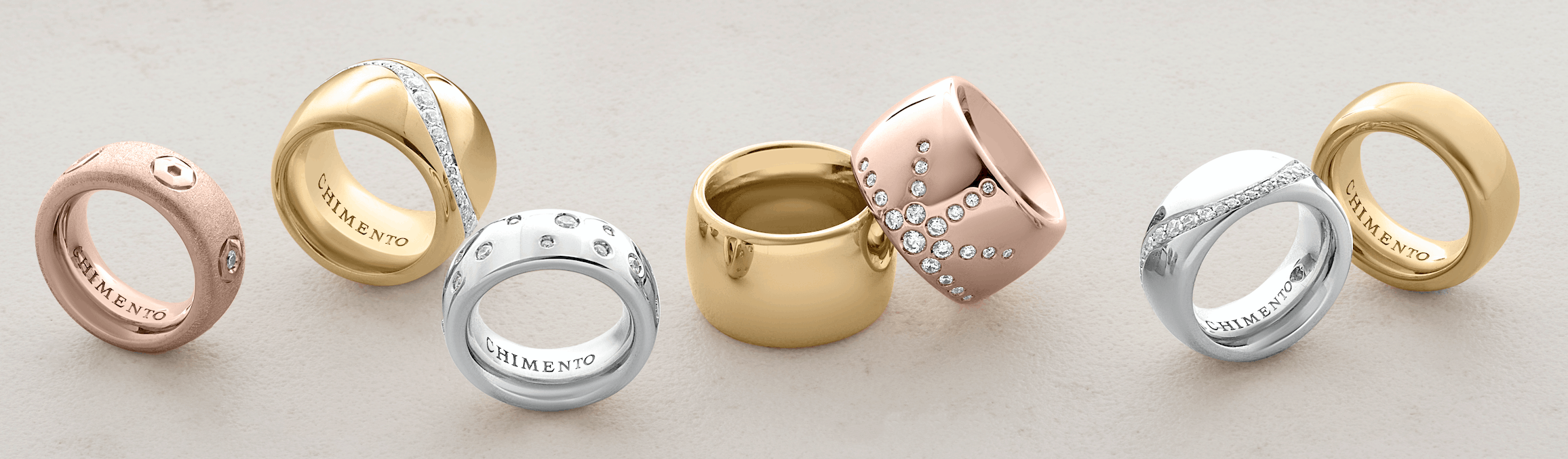 FOREVER UNICO COLLECTION by CHIMENTO launches with a Patented Size-Fit Mechanism