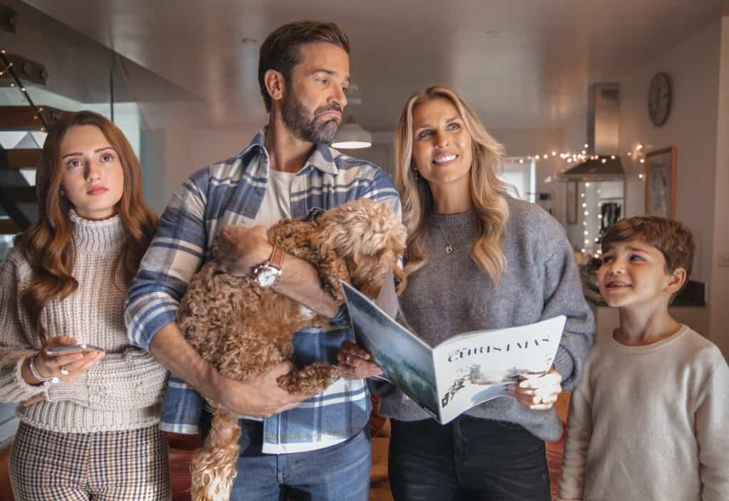 Jewellery brand Clogau unveils its 2020 Christmas Ad