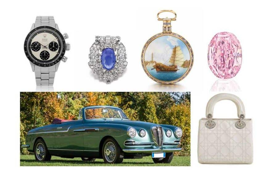 Sotheby's inaugurates a New Concept of Luxury Sales in Geneva