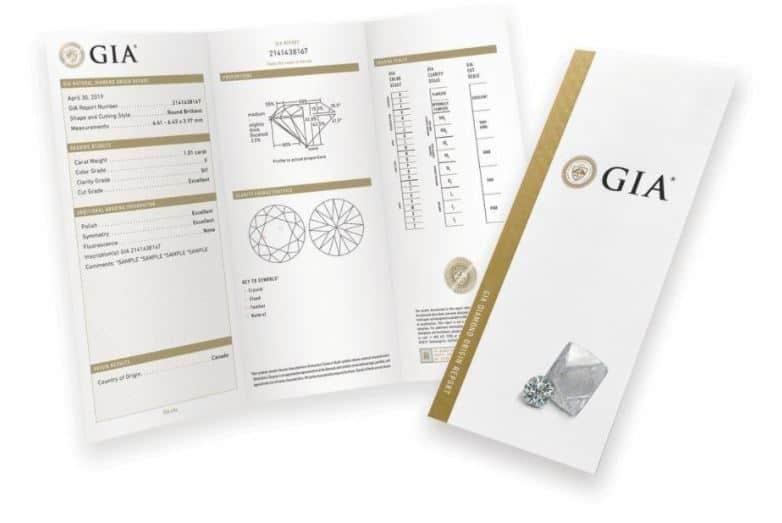 UNI Diamonds has announced that reached an agreement with GIA to integrate GIA Diamond Origin Reports into all of UNI diamond platforms.