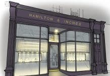 Jeweller Hamilton & Inches