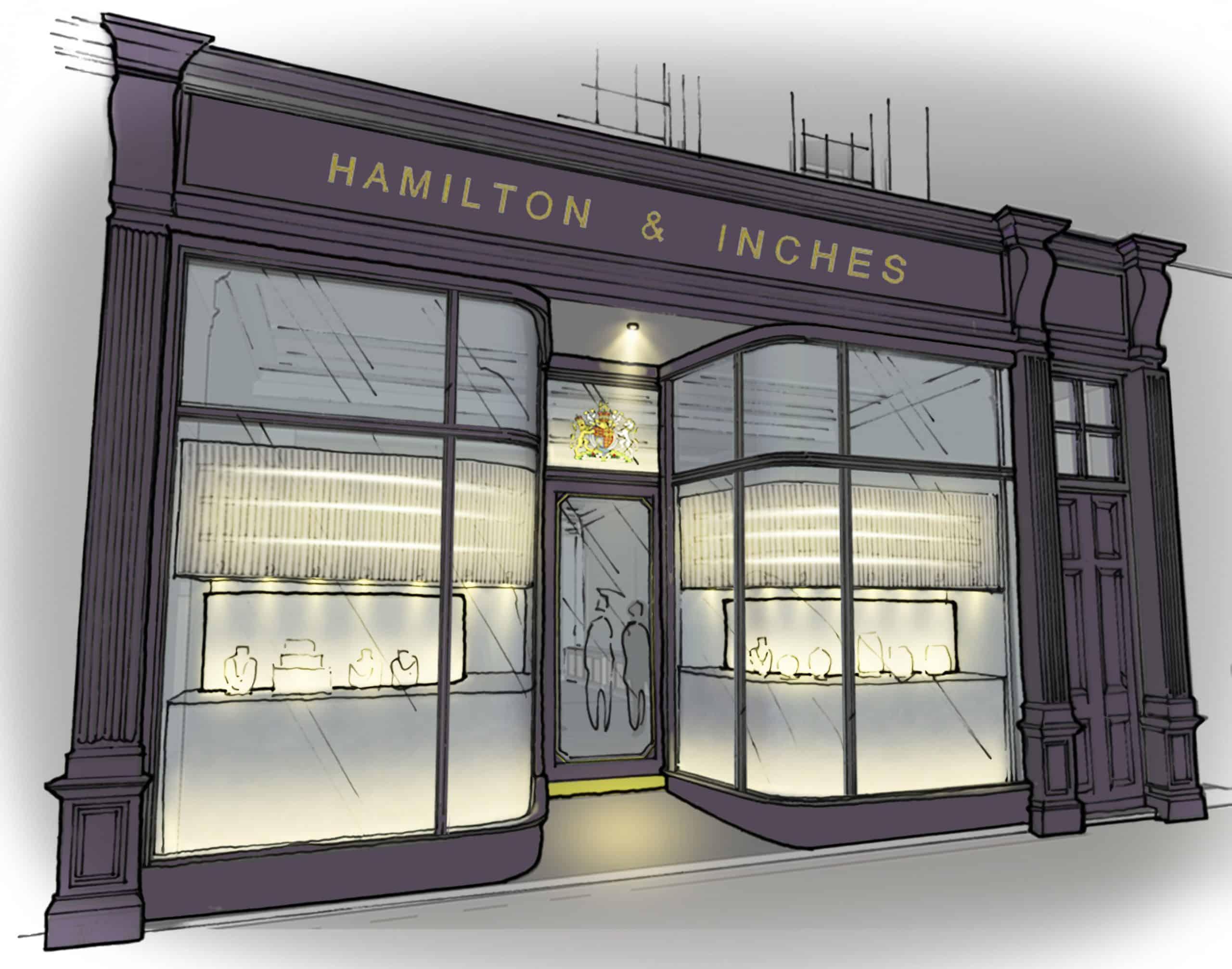 Jeweller Hamilton & Inches